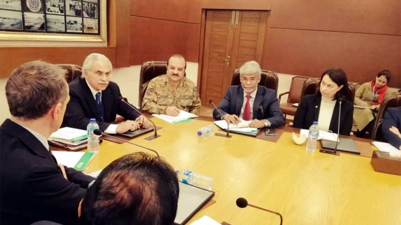 Coronavirus: Pakistan sets up emergency operation cell