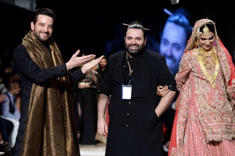 Designer Fahad Hussayn closes fashion brand following bankruptcy