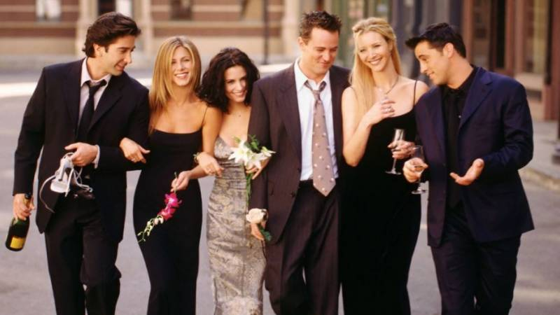 A 'Friends' reunion special is officially in the works & we can't keep calm