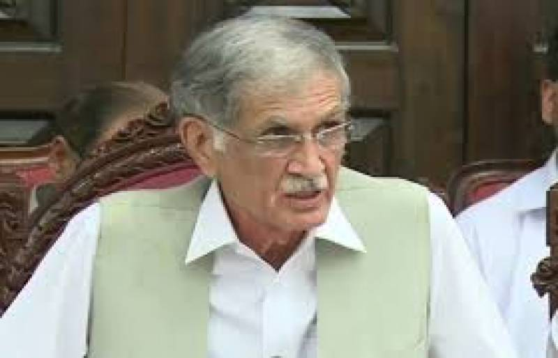 Opposition parties being contacted about accountability laws, says Pervez Khattak