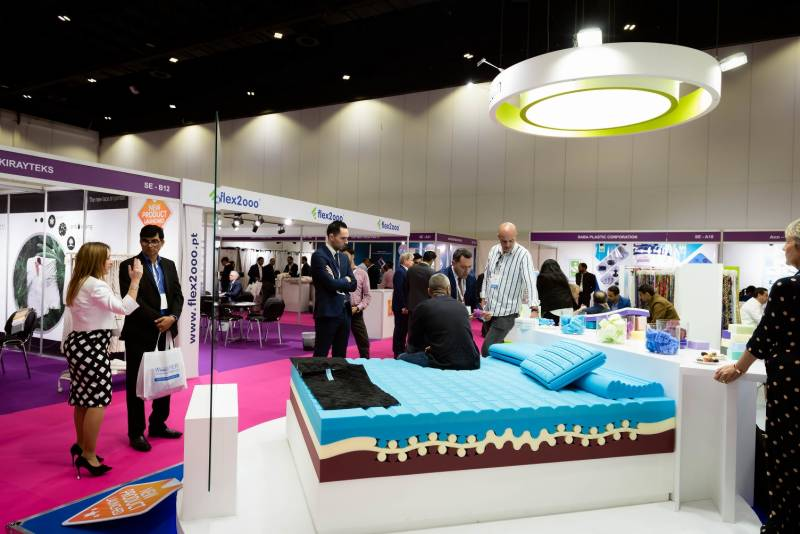 Sleep Expo creating positive impression across industries