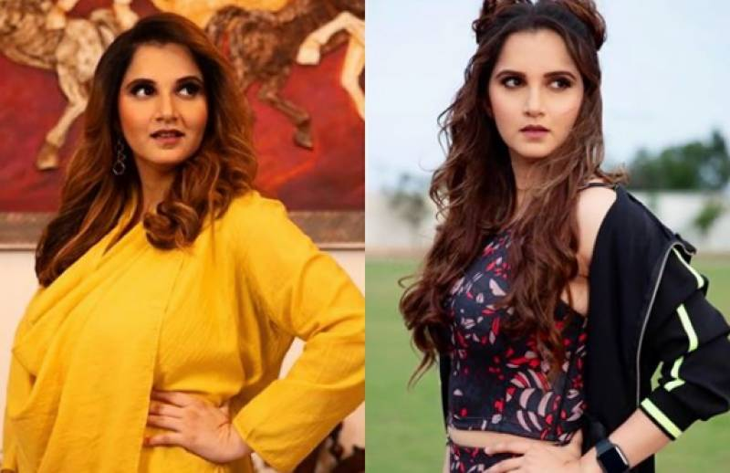Sania Mirza sheds 26 kilos in four months
