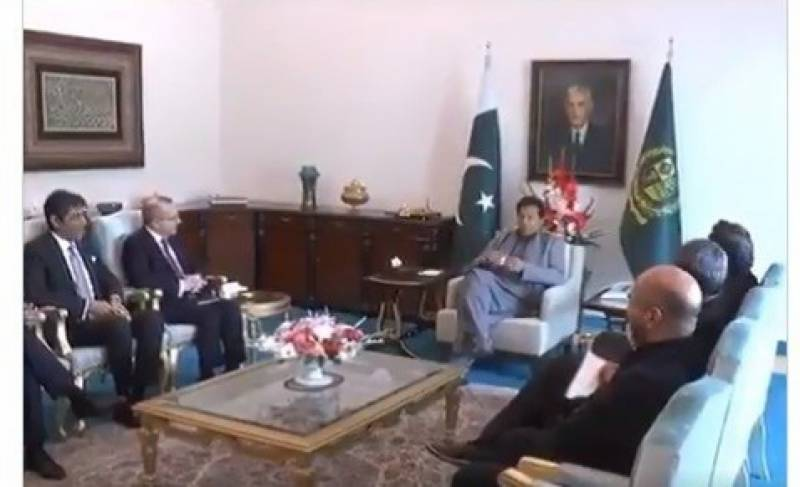 Business ease, tourism, top priority to boost economic activity: PM Imran