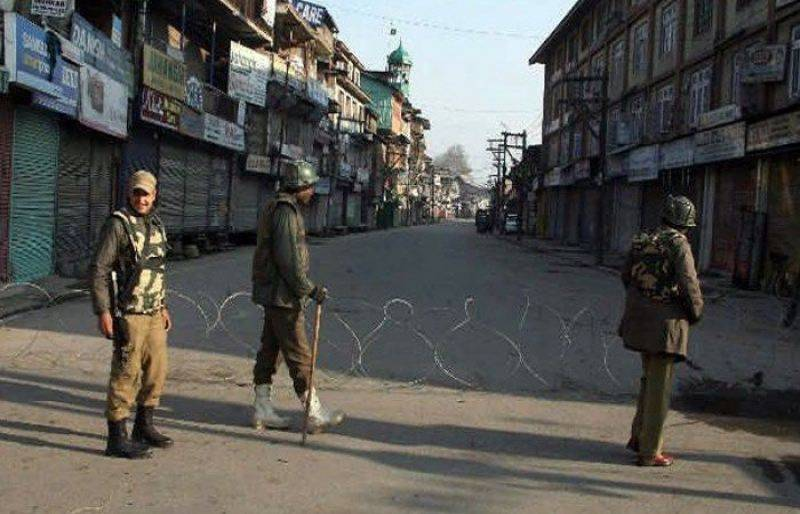 Complete shutdown in IoK on Maqbool Butt's martyrdom day today
