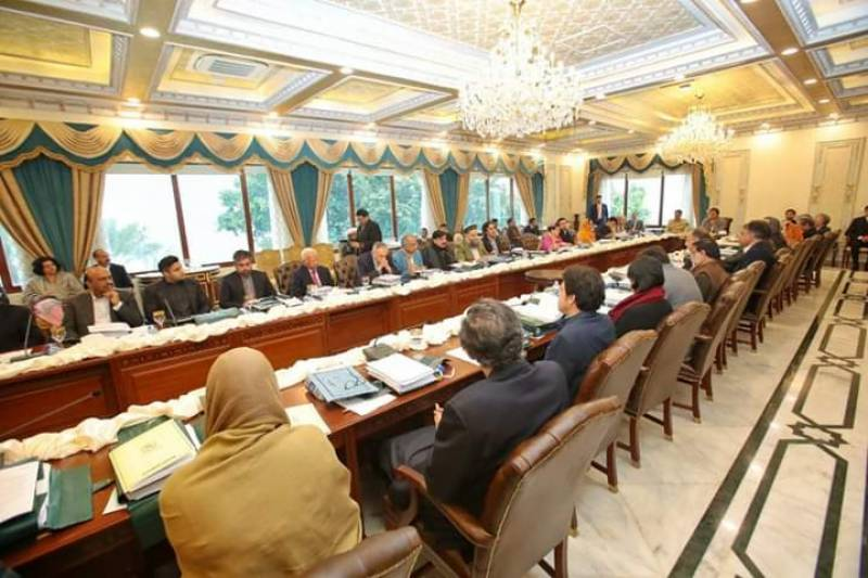 Federal cabinet approves Rs10b package for public relief
