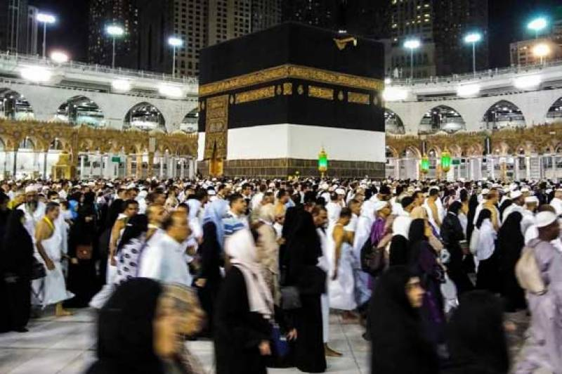 Hajj Policy-2020: Over 179,000 Pakistanis to go on pilgrimage this year