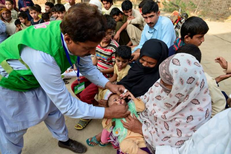 Punjab to launch anti-polio drive every month