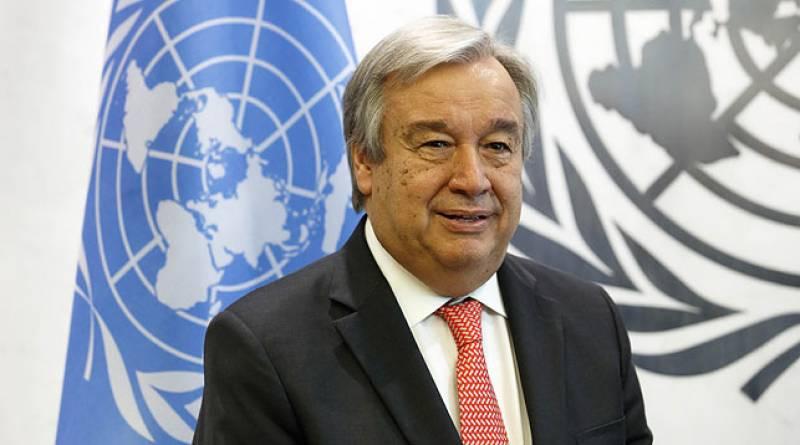 UN Secretary-General to visit Pakistan from Sunday