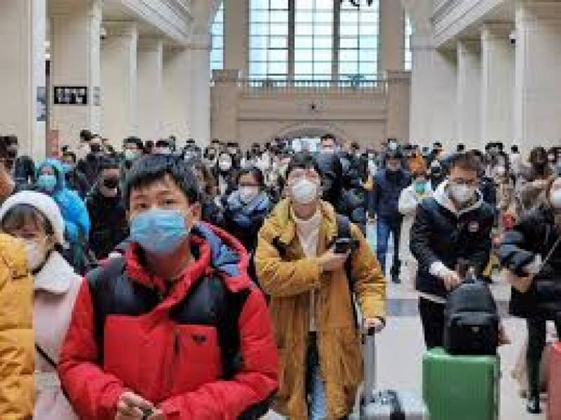Death toll from coronavirus epidemic in China rises to 1,113