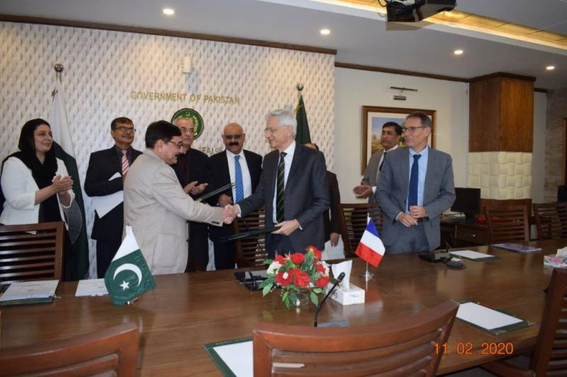 France provides Rs 85m grant for PPIB