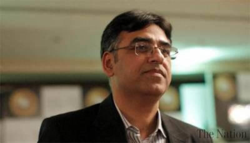 Hafeez Shaikh will continue working as Finance Advisor, says Asad Umar