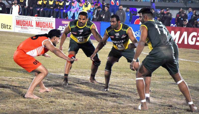 Kabaddi World Cup 4th Day: Four matches to be played in Faisalabad's Iqbal Stadium