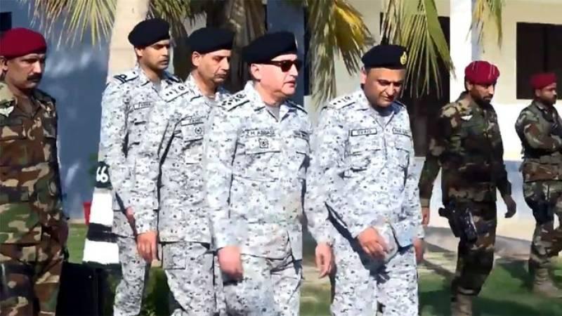 Pakistan Navy kicks off Seaspark-2020 exercise in Karachi