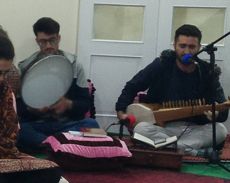 Spiritual musical evening to promote the message of peace, love and inclusiveness