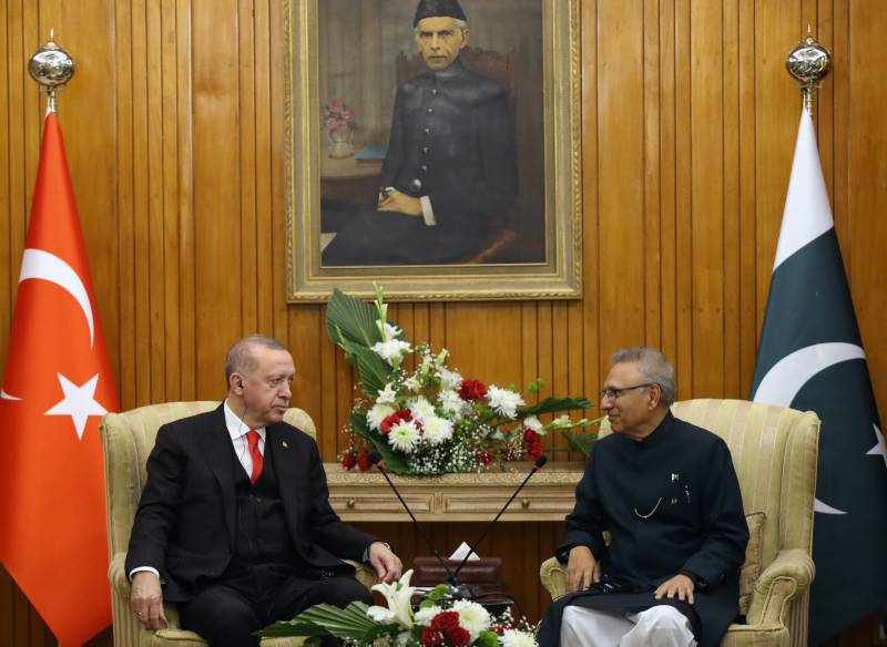 Pakistan, Turkey agree to transform relations into strong, dynamic trade & economic partnership