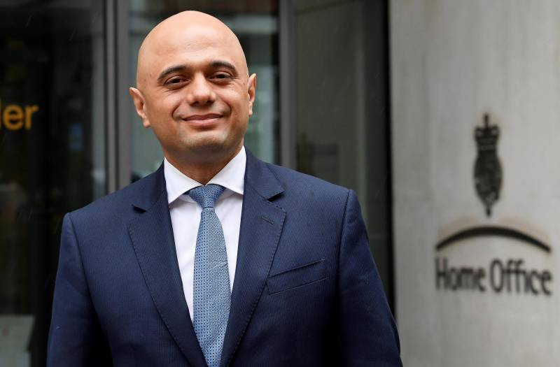 British Finance Minister Javid quits in reshuffle