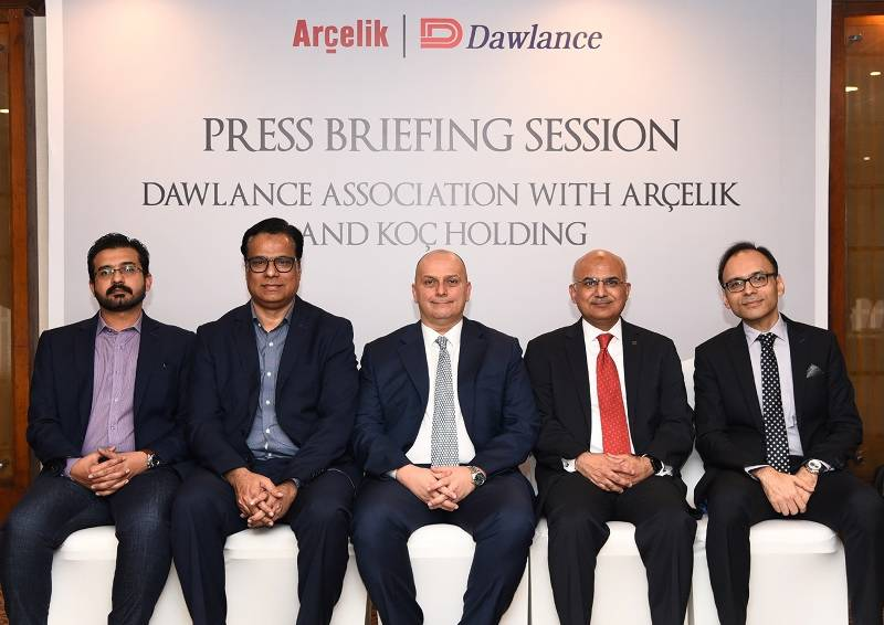 "Dawlance Arçelik's chief highlights investment plans at ""Pak-Turkey Business Forum"""