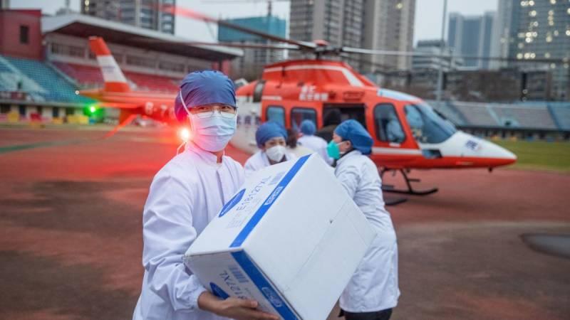 Pakistani scientist donates cash to help fight coronavirus in China