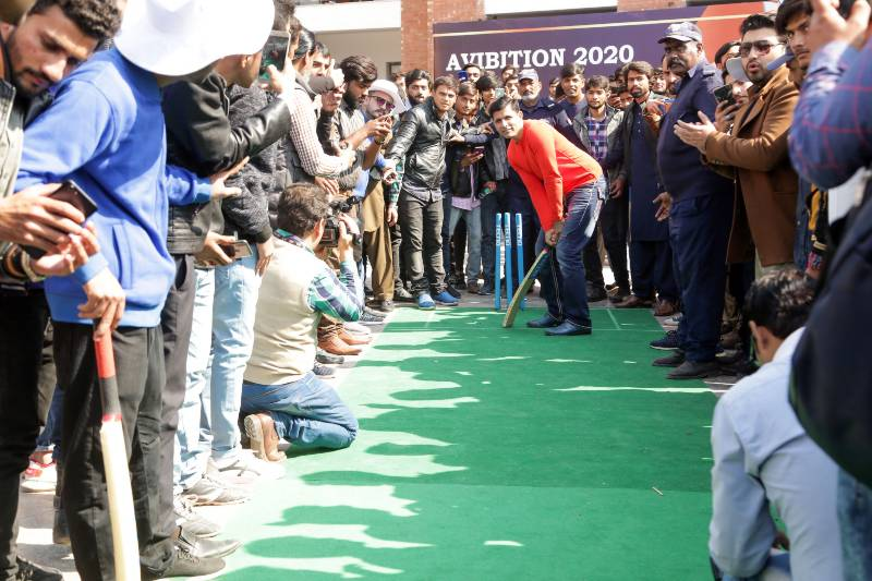 TECNO Cricket SuperStar Challenge hits Lahore ground