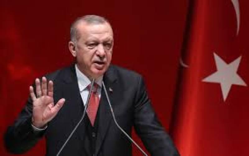 Turkish President Tayyip Erdogan due in Pakistan today