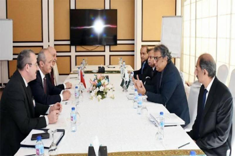 Pak-Turkey to exchange technology, experience in shipyard operations