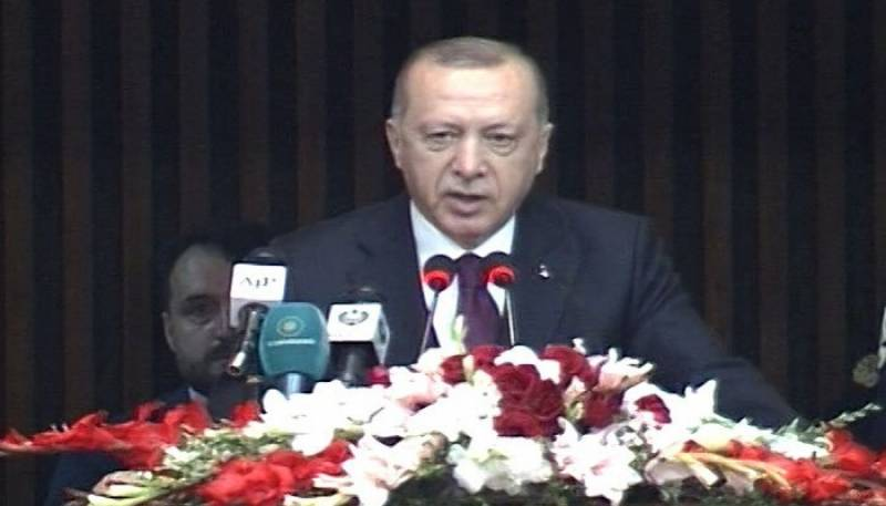 Pakistan's pain is our pain, says Turkish President