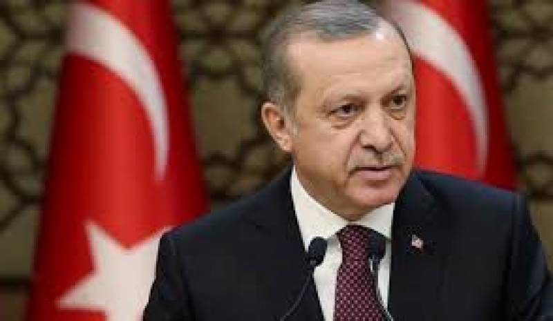 Turkish President Erdogan emerges as most popular Muslim leader