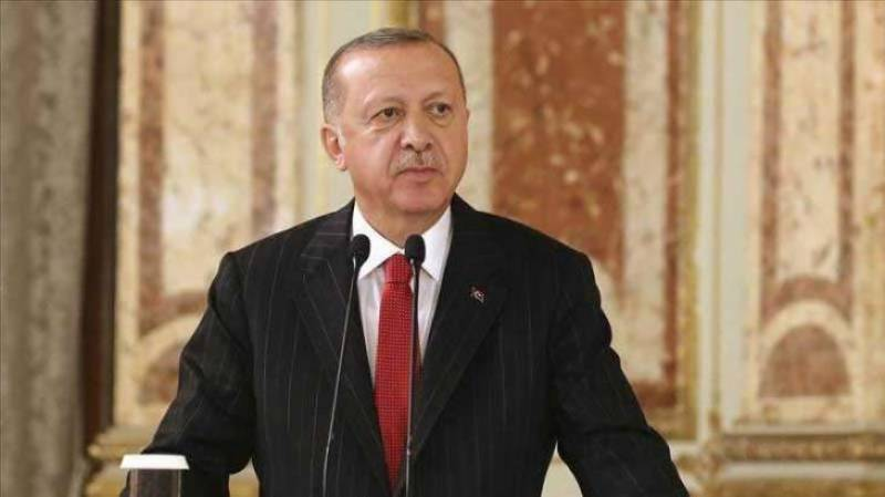 Turkish President Erdogan to address joint session of Parliament today