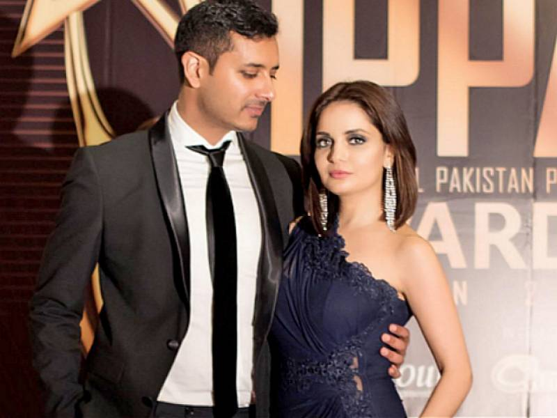 Armeena Khan ties the knot with Fesl Khan on Valentine's day