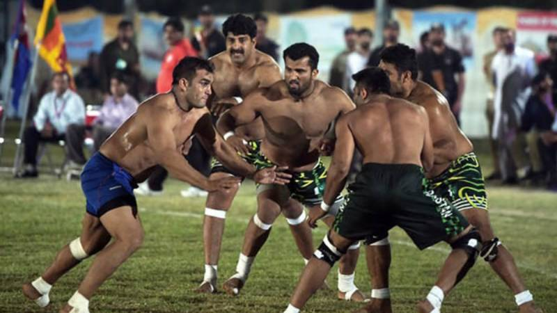 Pakistan, India win last pool matches of World Kabaddi Cup