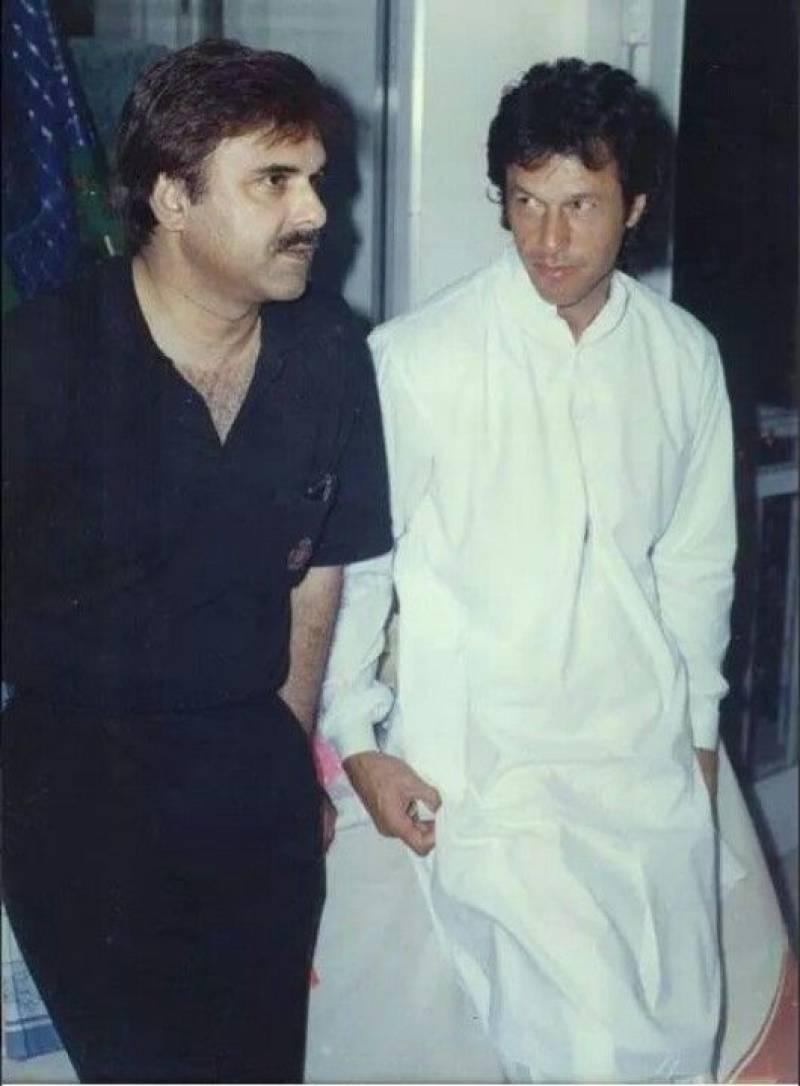 PTI's founding member Naeemul Haque dies at 70