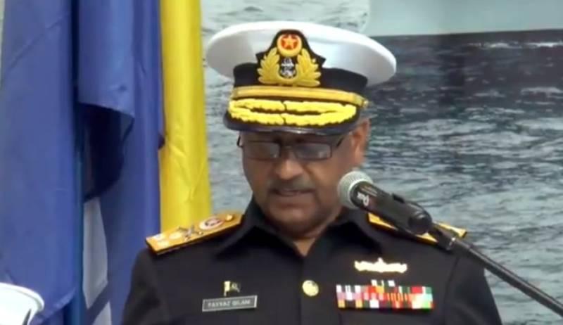Romanian made PNS Yarmook joins Pakistan Navy