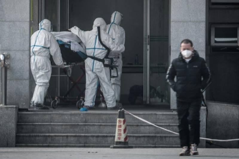 COVID-19: Coronavirus death toll rises to 1,666 in China