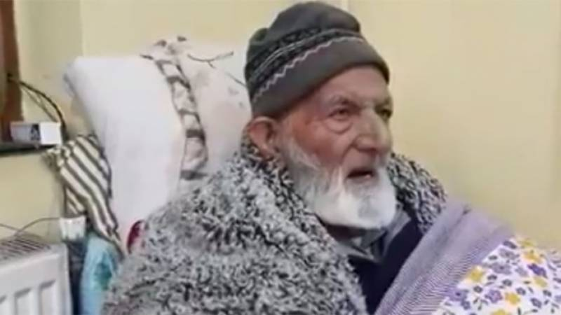 Syed Ali Gilani: India 'conspiring to let Kashmiri leader die' during house arrest