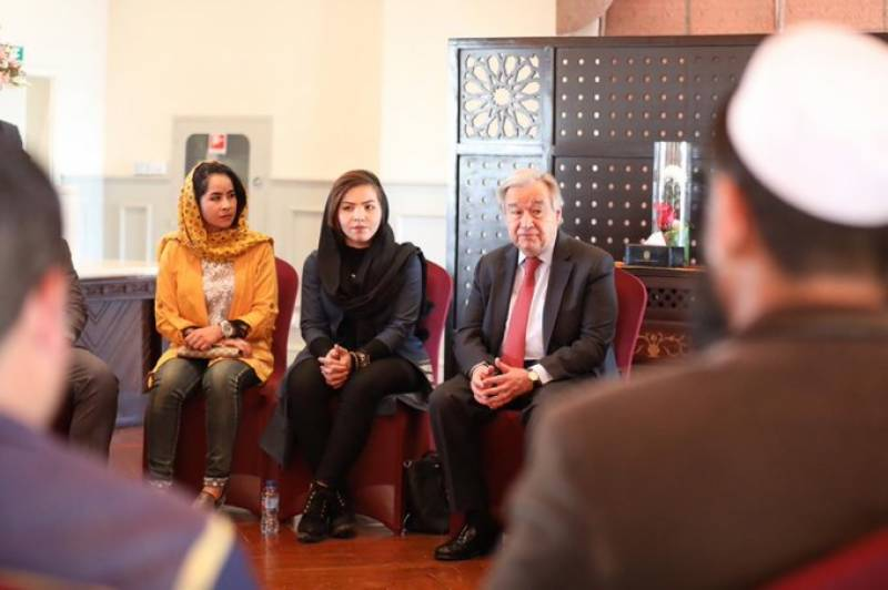 Refugee Conference: UN ready to participate in Afghan reconciliation process