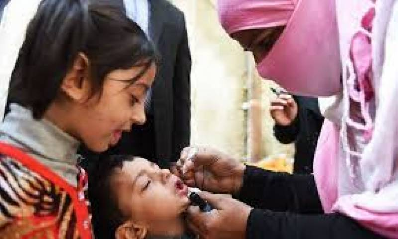 Anti-polio campaign begins across the country today