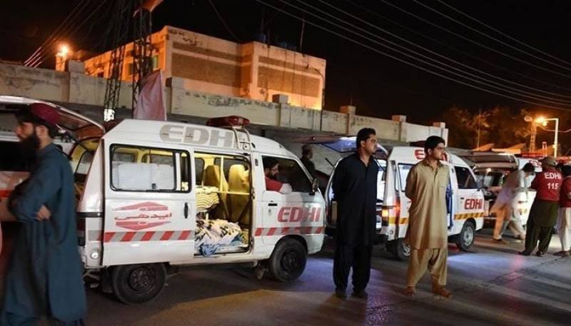 At least six dead, dozens hospitalized due to 'poisonous' gas leakage in Karachi