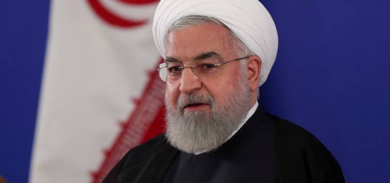 Iran will never hold talks with US under pressure, says Hassan Rouhani