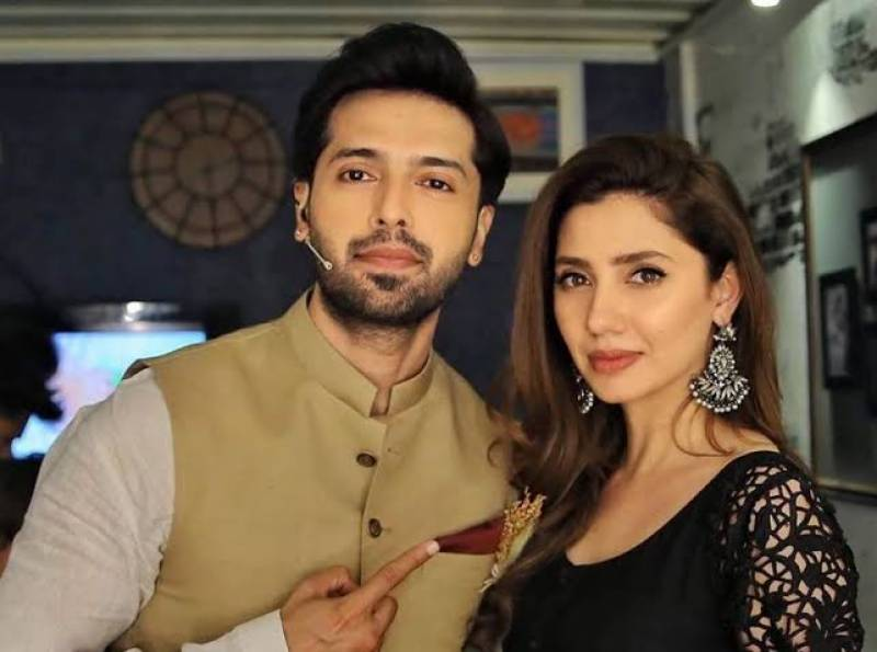 Mahira Khan and Fahad Mustafa finish shooting for Quaid-e-Azam Zindabad