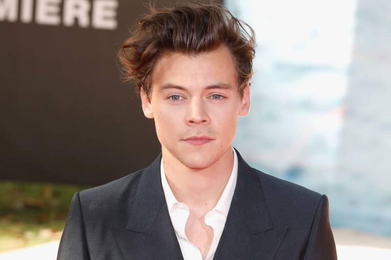Harry Styles reportedly mugged at knifepoint on Valentine's Day
