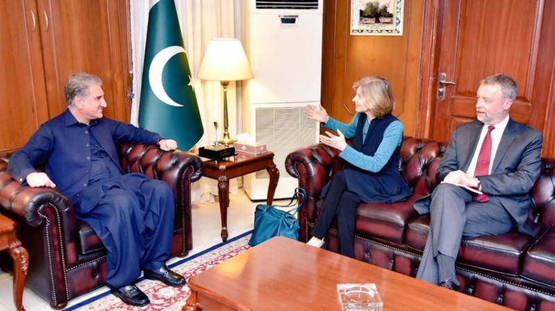 Kashmir issue no more a bilateral but international human rights issue: British MPs