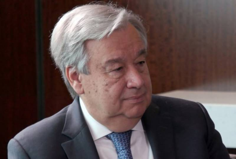 UN Secretary General leaves for home after concluding four-day successful visit of Pakistan