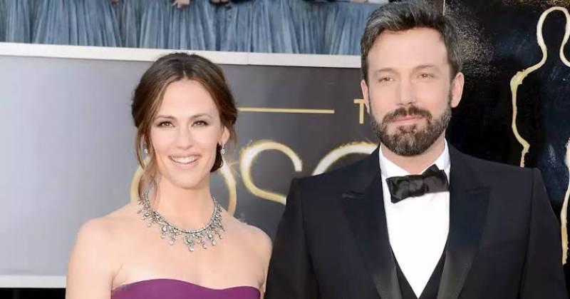 Ben Affleck says his divorce from Jennifer Garner was 'the biggest regret of my life'