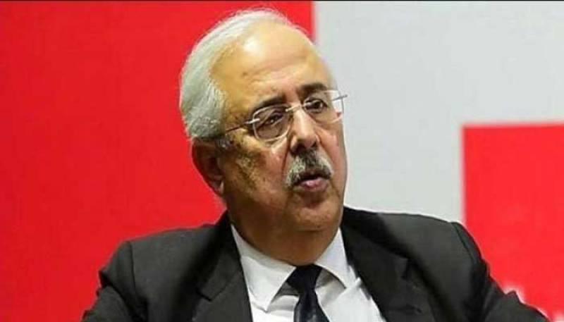 Anwar Mansoor Khan steps down as attorney general