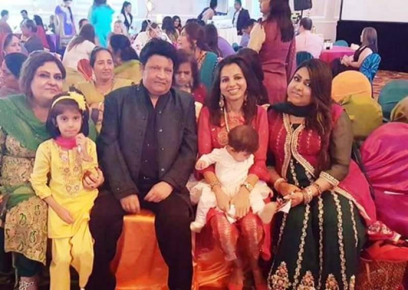 Case registered as Umar Sharif's daughter dies of illegal kidney transplant