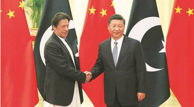 Coronavirus outbreak: Imran phones Xi to express solidarity with China
