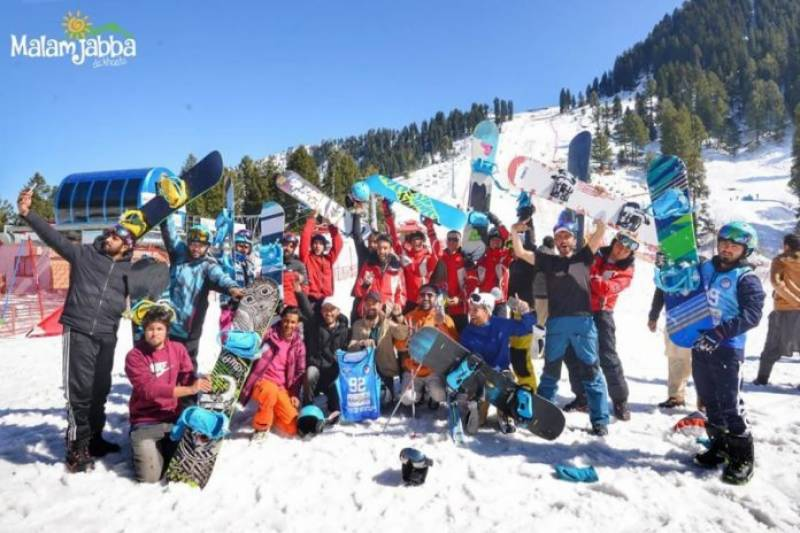 'Magic Mountain' at Malam Jabba to promote adventure tourism