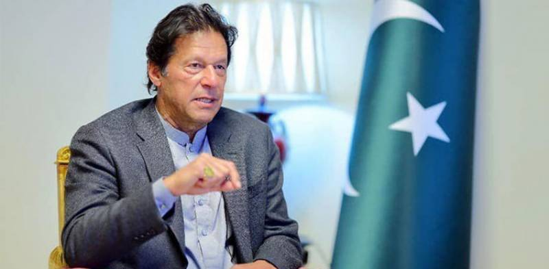 Pakistan wants just, lasting solution of Kashmir issue: PM Imran