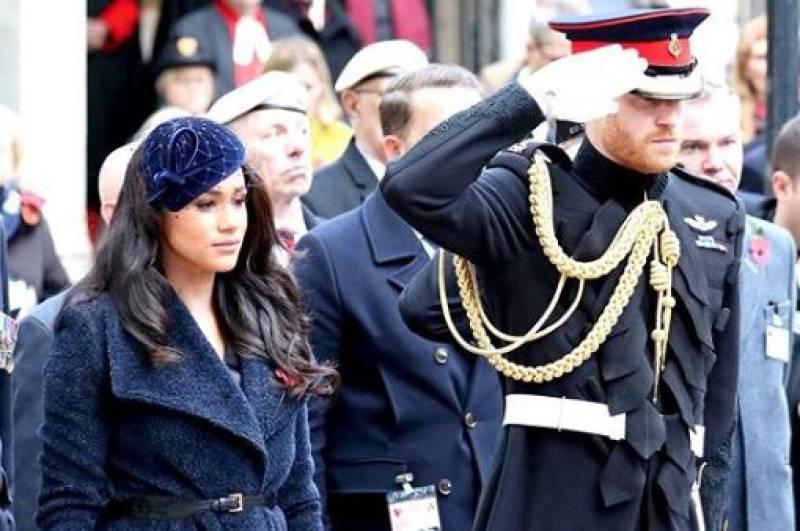 Prince Harry, Meghan Markle set to make final appearances as senior Royals