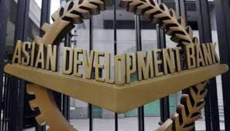 ADB disbursed record $2.4 bn development funds to Pakistan in 2019